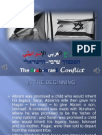 Arab-Israeli Conflict Presentation by A. Solomon Limas and Marlon Blake