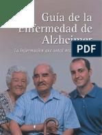 Guia de La Enfermedad de Alzheimer