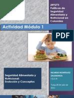 PSANC - Actividad Modulo 1