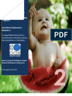 PSANC - Actividad Colaborativa Modulo II - Grupo OCDE