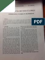 Discourse analysis - từ ngữ xưng hô nơi cửa phật - Ngô Hữu Hoàng