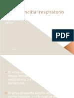 Virus Sincitial Respiratorio