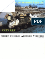 Soviet Wheeled Armored Vehicles