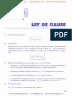 Cap 3 Ley de Gauss