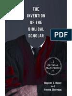 The Invention of Biblical Scholar (excerpt)