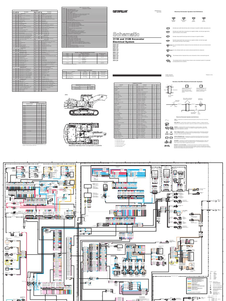 Fancy Cat 320b Wiring Diagram Collection - Electrical and Wiring ...
