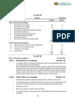 2013 Syllabus 11 Accountancy
