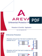 AREVA-GECOL-Differential Protection Principle