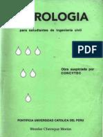 Hidrología (libro) para estudiantes de Ing. Civil