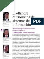 El offshore outsourcing de sistemas de información