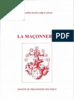 LA MACONNERIE (PLONCARD D'ASSAC)