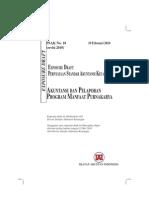 PSAK 18 Revisi 2010 Akuntansi Dan Pelaporan Program Manfaat Purnakarya