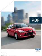 Ford Focus Brochure