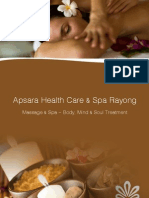 Spa and massage Ban Phe, Rayong