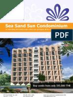 Affordable seaside resort condos Rayong