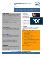 drp400 program overview & registration bris 29sept2009