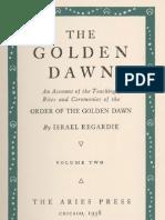 Israel Regardie - Golden Dawn (Vol. 2)