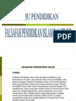 Falsafah Pendidikan Islam & Timur