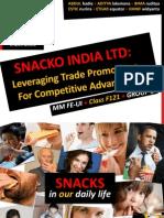 Snacko India Ltd