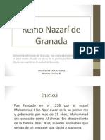 Unidad 9 Reino Nazarí de Granada - Johan David Salazar