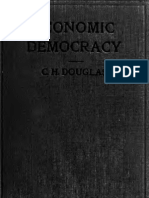 Douglas - Economic Democracy