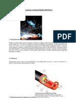Sudarea în mediu de gaz protector cu electrod fuzibil