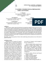Unitech 2012 - Optimization of Clothes Constructional Preparation Using CAD System
