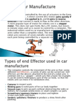 2.1 Car Manufacturing