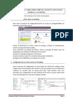 Partage de Fichiers Samba Entre Windows Seven Pro