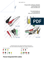 PANSW Integrated Ecg Cable