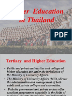 thailand education