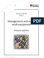 SG 46 Part 2 Pressure Systems