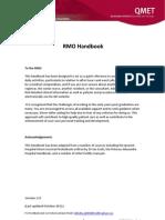 RMO Handbook Aussie