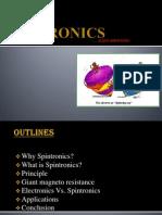 SPINTRONICS ppt