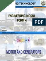 Chapter 9b - Motor