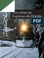Agatha Christie -Um Crime No Expresso Do Oriente