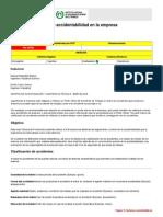 NTP 001 - Estadísticas de accidentabilidad en la empresa