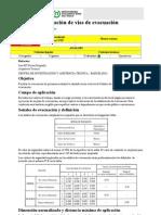 NTP 004 - Señalización de vías de evacuación