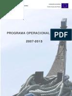 PROGRAMA OPERACIONAL PESCA 2007-2013 [MADRP-DGPA - 2007]