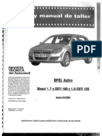 Torr_Manual_ent - Manuale Officina - Opel Astra 1.7 (100cv) 1.9 (120cv) CDTI - 04-2004