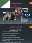 Ashok Leyland _ Financial Analysis 2006-07