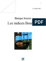 Indices Boursier