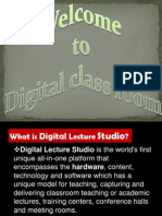 Digital Class Room by Baby