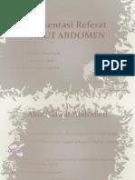 Presentasi Referat Akut Abdomen