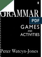 !!!Grammar Games and Activities