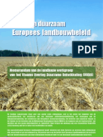 VODO Memorandum Landbouw