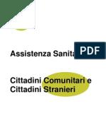 Assistenza Stranieri Italia 2011