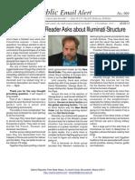 369 - Benjamin Fulford Reader Asks About Illuminati Structure