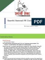 Saarthi Samvad PR Consultancy