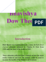 Bhavishya - Dow Theory